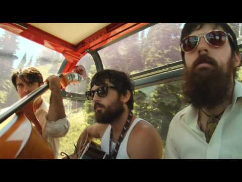 The Avett Brothers - St Joseph's live in Jackson Hole Gondola