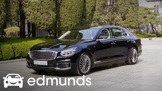 2019 Kia K900 Review | Edmunds