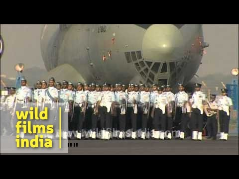 Air Force Day In India! video