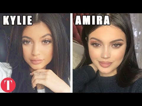 10 Girls Who Look EXACTLY Like Kylie Jenner