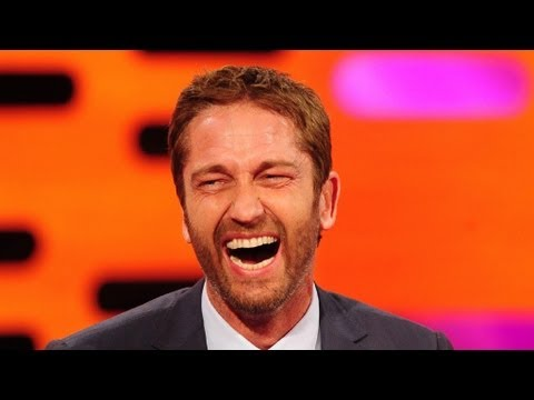 Gerard Butler Wins Wacky Wire - The Graham Norton Show - Series 13 Episode 1 - BBC One