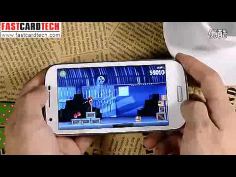 Amazing Samsung Galaxy S3  clone HDC I9300 GALAXY SIII Pro Ultra thin quick reviews