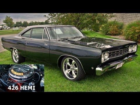 426 Hemi Mopar Muscle Car