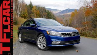 2016 VW Passat First Drive Review: Will German VW Engineering Still Sell Cars?