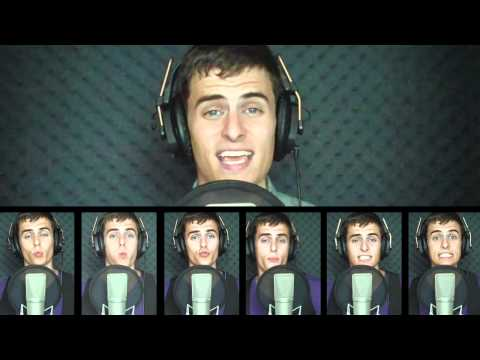 Teenage Dream & Just The Way You Are - Acapella Cover - Katy Perry - Bruno Mars - Mike Tompkins video