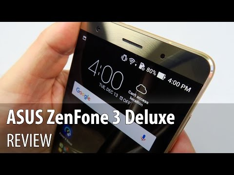 ASUS ZenFone 3 Deluxe Review (ZS570KL/ Snapdragon 821 Flagship)