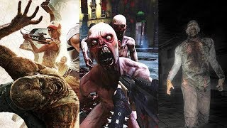 ТОП 13 САМЫХ ЛУЧШИХ ИГР ПРО ЗОМБИ 2017 И 2018 ГОДА! PC, PS4, XBOX ONE