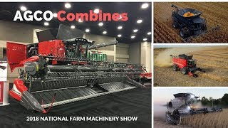 AGCO IDEAL Combine Sneak Peek - Coming to North America