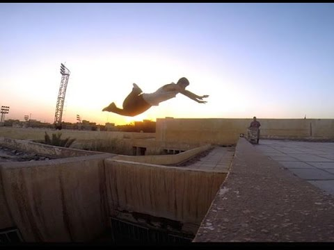 Baghdad city is ours ( Baghdad PARKOUR )