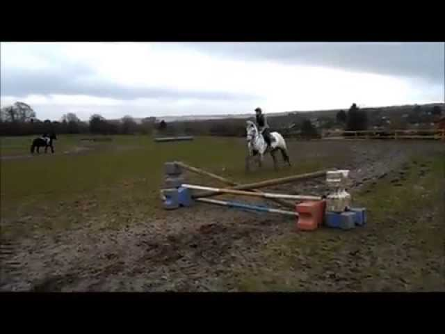 Horse riding funny moments.
