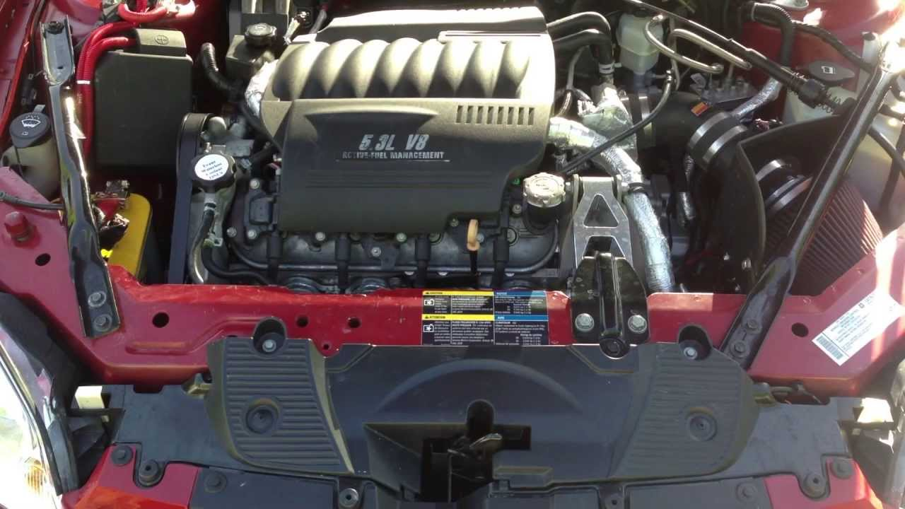 2008 Chevrolet Impala Ss Test Drive And Walkaround Youtube