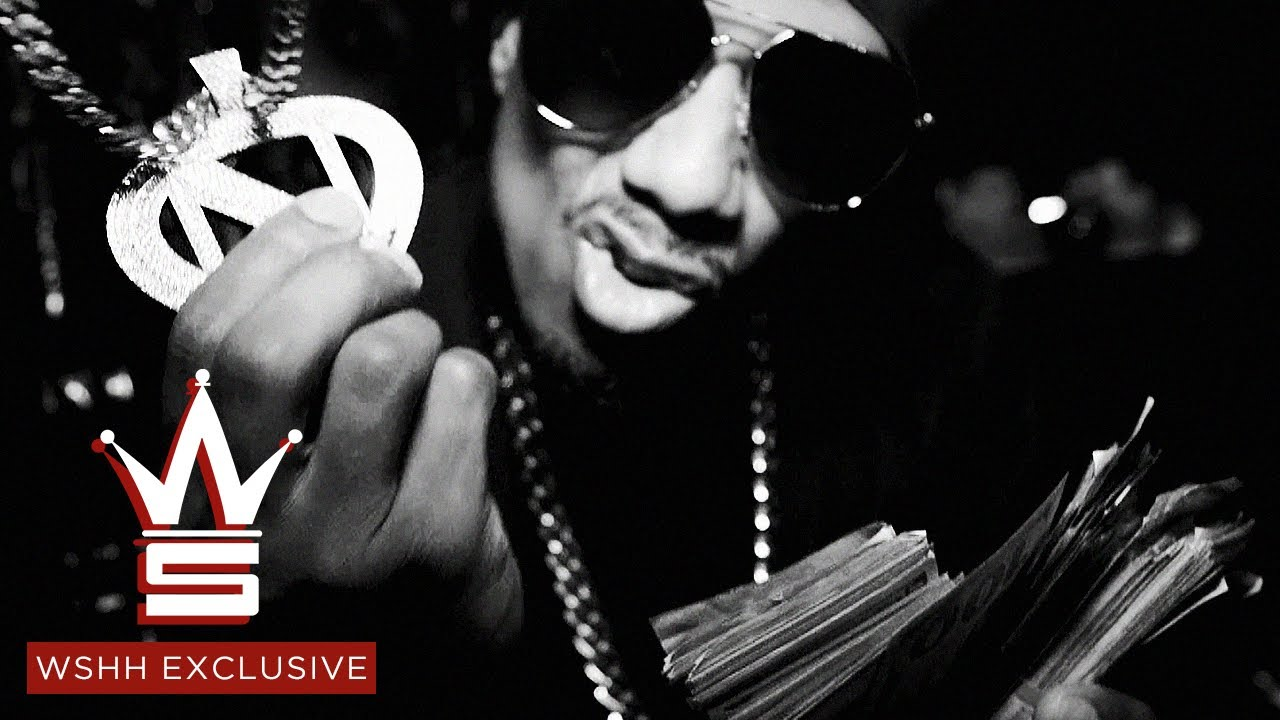 The Black Squad (Nick Cannon, Conceited, Charlie Clips & Hitman Holla) - Money, Power, Respect Remix