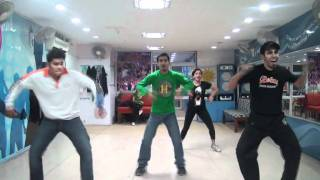 Desi Boyz - desi boys bollywood dance by lotus dance academy seniors