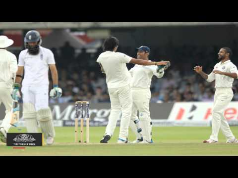 'Tough To Convince Ishant To Bowl Short' - TOI