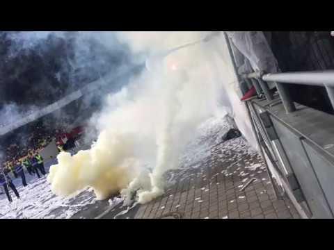Ультрас Динамо Киев. Динамо - Шахтер 0-1. 21.04.17