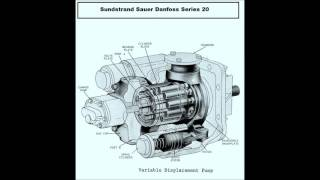 Sundstrand Sauer Danfoss Series 20 Heavy Duty Series & Types