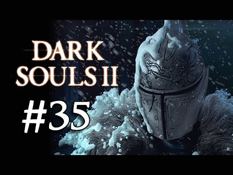 Dark Souls 2 Walkthrough Part 35 - Grave of Saints (1080p Gameplay Commentary)