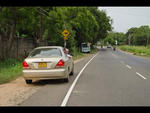 Самостоятельное путешествие по Шри-Ланке на арендованном автомобиле