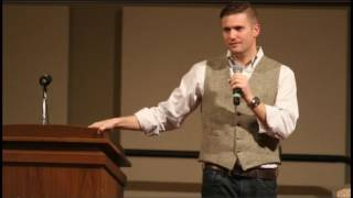 Richard Spencer at Texas A&M 12/6/16