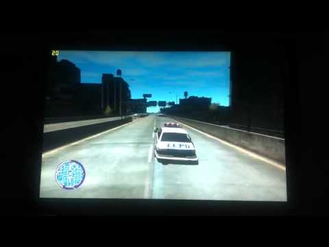 GTA IV - EFLC - on MacBook Pro 13