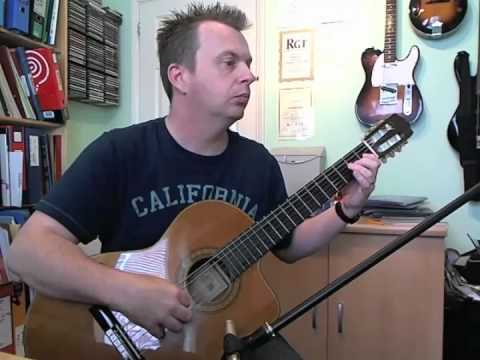 Banjo Bill - Trinity Guitar Grade 3