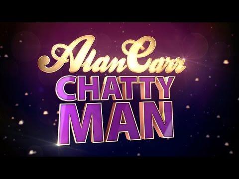 Alan Carr Chatty Man S13E09 Feat Charlie Day, Russell Howard, Gillian Anderson, Mick Hucknall