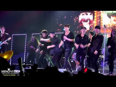 20150103 RE:MINHO Global Tour in KOREA Love Motion (by.소심눈화)