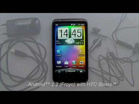 HTC Desire HD - The Review Part 2 of 2