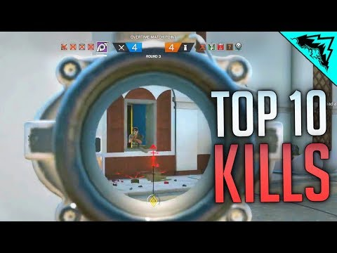 IMPRESSIVE CLUTCH - Rainbow Six Siege Top 10 Plays - WBCW #219
