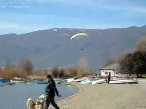 paragliding macedonija