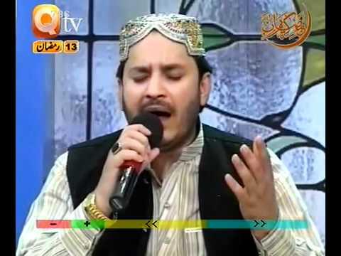 Aye Sabz Gumbad Walay...shahbaz Qamar Fareedi..rashid Hanif video