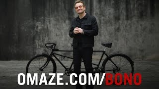 Bono Invites You To Ride A Bike With Him In NYC For (RED)