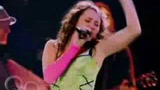 Клип Miley Cyrus - Let's Dance (live)
