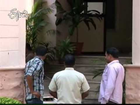 Jagan's illegal assets case CBI enquiry  Part 2
