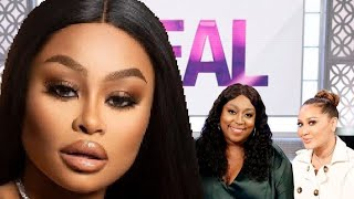 Loni Love BLASTED Blac Chyna For Missing Her Appearance On The Real!