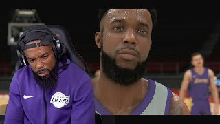 The Coach Sat Me On The Bench! NBA 2K20 MyCareer Ep 11