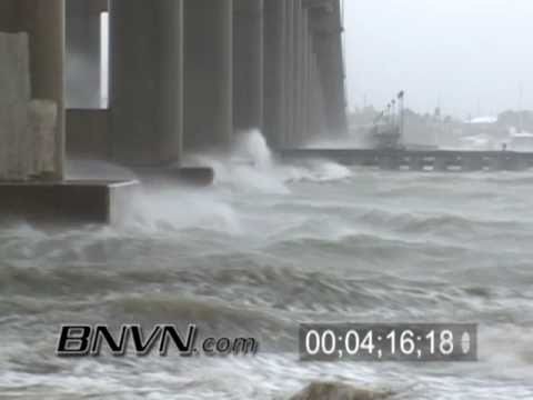 Hurricane Frances Video, Fort Pierce, FL and Hutchinson Island, FL Part 8
