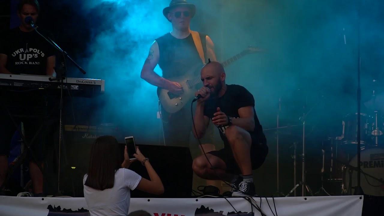 #Калуш_Rock_Марафон. Виступ рок-бенду Ukrapol's