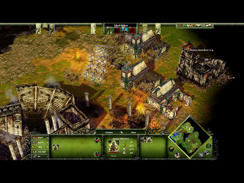 Age of Mythology: Extended Edition | La Nueva Atlántida || 10. Desagravios | Titan |