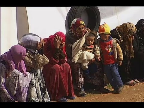 Syrian refugees pose worst humanitarian crisis since cold war
