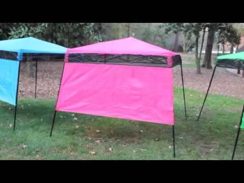 Introducing the CarryPak Instant Pop Up Canopy - YouTube