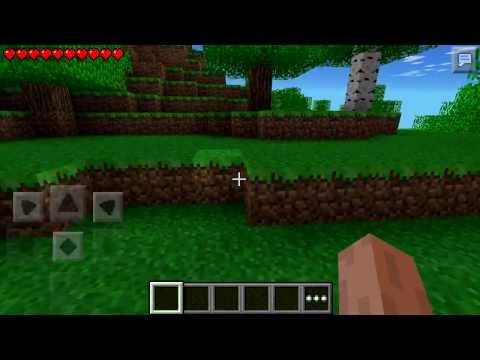 Minecraft Pocket Edition 0.7.5 Update Review Livestream iOS / Android / Kindle