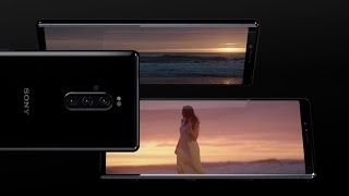 Xperia 1 – View, capture, and create like a pro