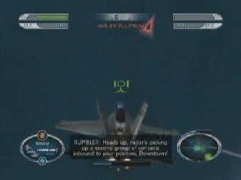Wii Heatseeker F-18 Mission 2.3.1