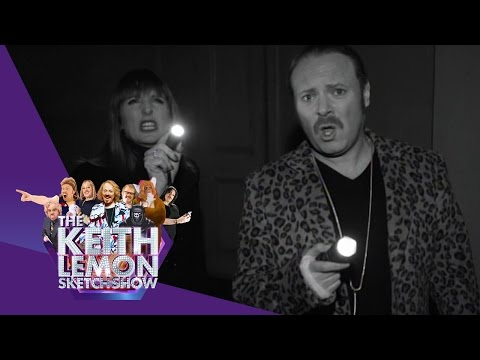 Kelly Brook Possessed | Most Probably Not Haunted With Keith Lemon & Yvette Fielding
