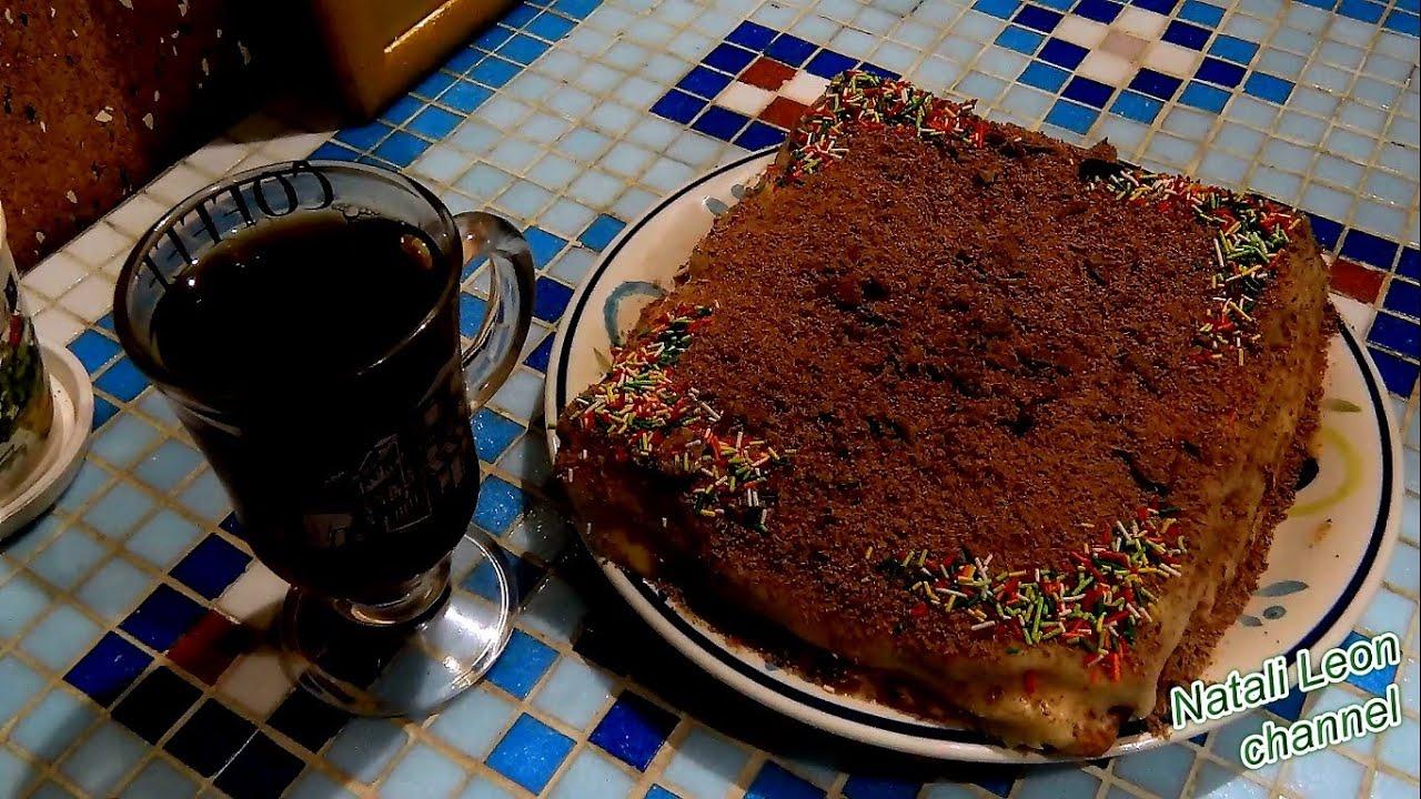 Торт с коньяком рецепт с пошагово