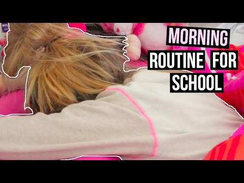 My Morning Routine For School! ☼