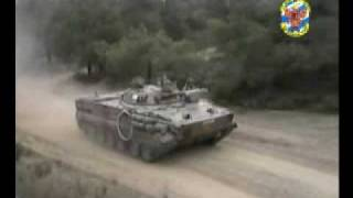 Greek Army Bmp3 - Part 4
