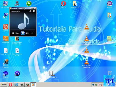 Como Gravar Um CD de Músicas no Windows Media Player Facilmente!