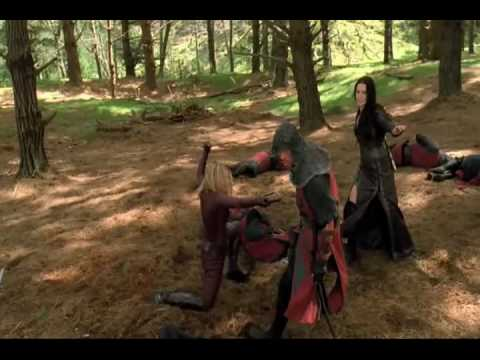 Legend Of The Seeker - All Best Fights! Good Design video
